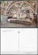 Ak Italien - Assisi   - Basilika,Kirche,church, Eglise - Innenaufnahme - Kirchen U. Kathedralen