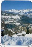 SAINT GERVAIS VUE PARTIELLE DE LA STATION - Saint-Gervais-les-Bains