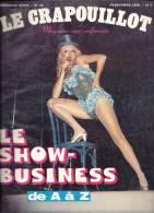 LE CRAPOUILLOT- MAGAZINE NON CONFORMISTE- N° 38- 1976 -  81 PAGES- LE SHOW-BUSINESS DE A à Z- - Politique