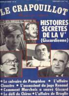 LE CRAPOUILLOT- MAGAZINE NON CONFORMISTE- N° 50- 1979 -  81 PAGES-  HISTOIRES SECRETES DE LA Ve GISCARDIENNE- - Politique