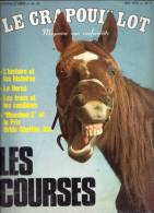 LE CRAPOUILLOT- MAGAZINE NON CONFORMISTE- N° 36- 1975 -  96 PAGES- LES COURSES- - Livres, BD, Revues
