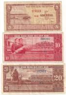 South Viet Nam - 3 Notes - P5-p6-p12 - 1955-1962 - Vietnam