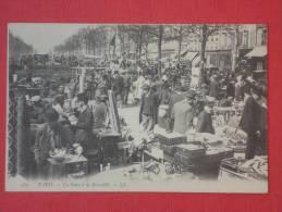 PARIS  FOIRE A LA FERRAILLE  LL 582 - Petits Métiers à Paris