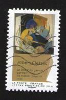 Timbre Oblitéré Used Stamp Peintures Du XXème Siècle - Du Cubisme Albert Gleizes Le Chant De Guerre FRANCE 2012 - France