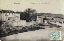 LIMOUX RIVE GAUCHE LA SOUS-PREFECTURE 11 AUDE - Limoux