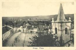 PORTUGAL - ALVEGA - PRACA - 1940 PC - Santarem