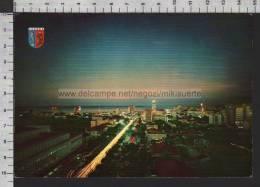 R5527 LUANDA ANGOLA VISTA NOCTURNA Cartolina QSL - Angola