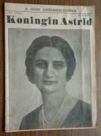 A. HANS Nr. 571 Bis - KONINGIN ASTRID ( Kinderbibliotheek ) Kaft Los Van Nietje !! - Books, Magazines, Comics