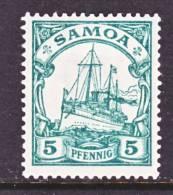 Samoa 71   *   Wmk - Colony: Samoa