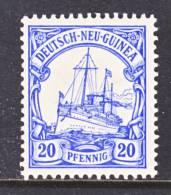 New Guinea  10  ** - Colonie: Nouvelle Guinée