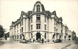 62 BERCK PLAGE HOTEL REGINA CENTRE DE CONGES PAYES DES HOUILLERES DU NORD CITROEN TRACTION - Berck