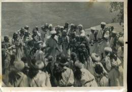 Lot De 6 Photos Maroc Berberes  A Priori Autour De Tichka Annees 50 - Afrique