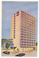 Korea, The Main Building Of The Tourist Hotel Ambassador - Corea Del Sud
