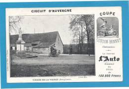 63 PUY DE DOME  -  BOURG LASTIC Circuit D´Auvergne, Virage De La Vierge - Otros Municipios