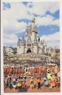Disney World, Cinderella Castle - Disneyworld