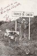 44 SAINT JEAN DE BOISEAU 1975-1976 Tour Du Monde En  Vélo De JOËL LODE Autographe - France