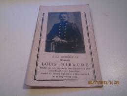 Faire Par Mortuair Du Soldat  Hippolyte Sottiaux Né Obaix Buzetdcd 1877-1902 - Religion & Esotericism