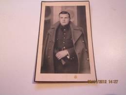 Faire Par Mortuair Du Soldat Albert-Josephe-Floribert-Ghislain Delalieux Né Buzet Dcd 1917-1938 - Religion & Esotericism