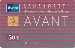 Finland, AVA-17b, Public Card (Info 0800-9-28268),  2 Scans.  Chip : S2 - Finlande