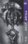 *SVIZZERA: HELP AFRICA* - Scheda Usata - Svizzera