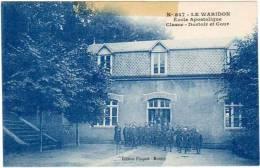 Le Waridon - Ecole Apostolique - Classe - Dortoir Et Cour - France