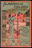 Almanacco Italiano - Ed Bemporad 1898 - Rif. L050 - Libri, Riviste, Fumetti