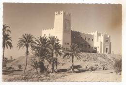 Maroc - Carte Photo Ouarzazate , Envoyée D'erfoud En 1958 - Autres