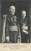 Metz Mgr Benzler Et Cardinal Vanutelli Né Palestrina Italie Congres International Eucharistique - Metz