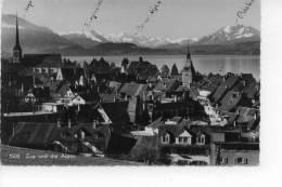 Zug Und Die Alpen 1948 - ZG Zug