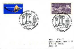 AUTRICHE - AUSTRIA MILLSTATT 1991- ORGUES -ORGAN - Musique
