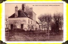 CP N°869   Neuvy-Pailloux   -   Château Des Epinettes ...  36   INDRE - Issoudun