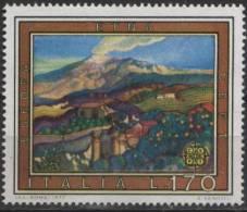 PIA - ITALIA  - 1977 : Europa  (Un  1370-71) - Europa-CEPT
