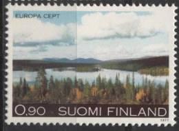 PIA - FINLANDIA - 1977 : Europa  (Un 773) - Europa-CEPT