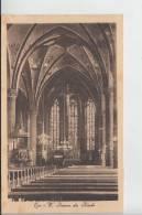 4432 GRONAU - EPE, Inneres Der Kirche - Gronau