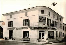 CPM    NANCRAS   Hotel Des Sports - France