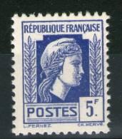 N°645**_cote 5.50 - France