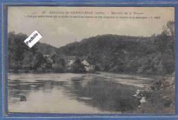 Carte Postale 36. Env. De Gargilesse  Le Moulin De La Prune Très Beau Plan - France