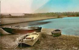 Cote D Or -ref 806- Sainte Sabine -ste Sabine - Un Coin Du Reservoir De Chazilly  -carte Bon Etat  - - France