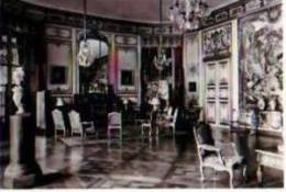 Beloeil            (Format 6X9 ) Château De Beloeil. Le Salon Des Maréchaux  . - Beloeil