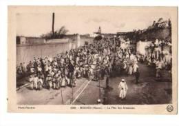 CPA   NB 1390. Meknés La Fête Des Aissaouas - Meknès
