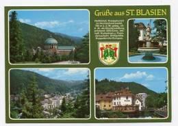 GERMANY - AK136260 Grüße Aus St. Blasien - St. Blasien
