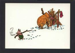 *Winnie The Pooh*  Ed. Disney - Reflex Marketing Ltd. Nº 612. Nueva. - Disney