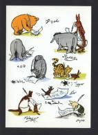 *Winnie The Pooh*  Ed. Disney - Reflex Marketing Ltd. Nº 103. Nueva. - Disney