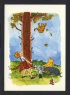 *Winnie The Pooh*  Ed. Disney - Reflex Marketing Ltd. Nº 102. Nueva. - Disney