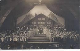5265 - Eidg. Schützenfest In Aarau  Festspeil Schlusscene 1914 - AG Argovie