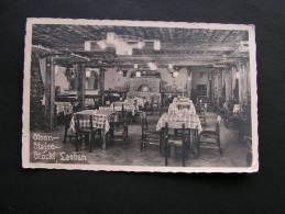 == Leoben , Stoan Steira  Gastätte, 1935 - Ohne Zuordnung