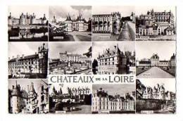 """CHATEAU DE LA LOIRE : """"Multivue Amboise Cheverny Valençay Blois Chambord Chenonceaux Lochez..."""" - Centre-Val De Loire"""