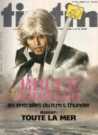JOURNAL TINTIN  N° 205  ANNÉE 1979 DOSSIER LA MER +ELVIS PRESLEY DESSIN DE DANY - 1950 - Today