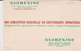 Buvard Globexine - Electricity & Gas