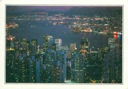 CPM - La Baie De HONG-KONG - China (Hong Kong)